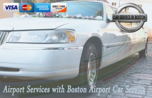 Airport Service with Boston Airport Car Service