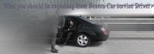 What you should be expecting from Boston Car service Driver